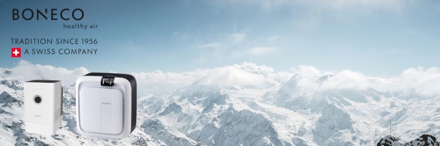 Neu im Sortiment: Luftreiniger von Boneco