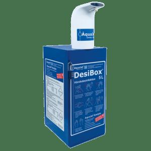 Bild der DesiBox