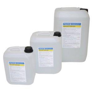 Gebinde Catholyte 5, 10 und 25 Liter