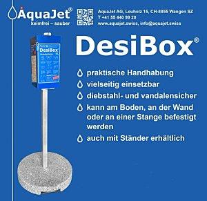 Bild zum DesiBox Starterpaket