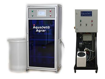 MZE-Generatoren von AquaJet